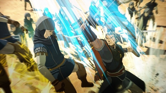 Arslan - The Warriors of Legend (2)