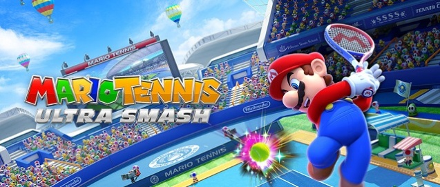Mario Tennis - Ultra Smash (1)