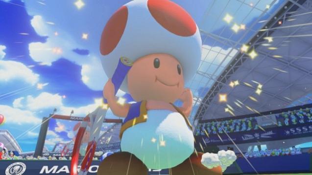 Mario Tennis - Ultra Smash (2)