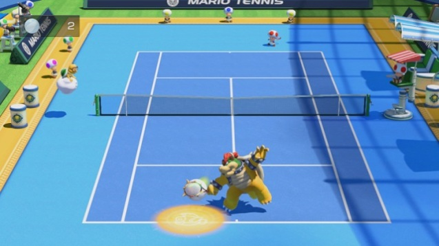Mario Tennis - Ultra Smash (4)