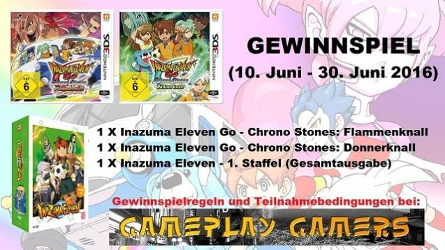 Inazuma Eleven Gewinnspiel (Seite)