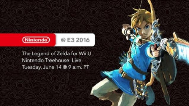 Nintendo auf der E3 2016 (1)