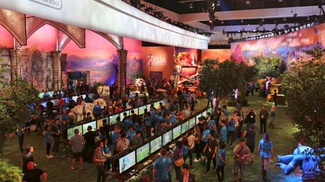 Nintendo auf der E3 2016 (2)