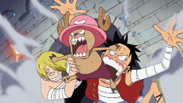 One Piece Chopper und das Wunder der Winterkirschblüte (3)