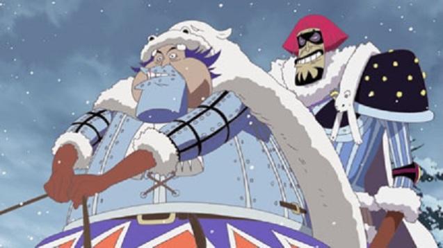 One Piece Chopper und das Wunder der Winterkirschblüte (4)