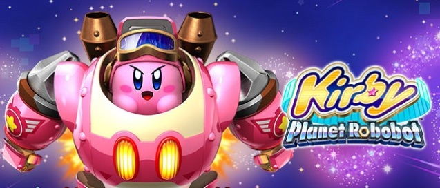 Kirby - Planet Robobot (1)