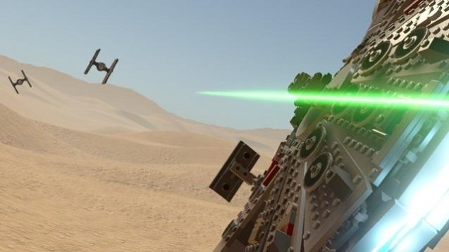 Lego Star Wars - Das Erwachen der Macht (2)