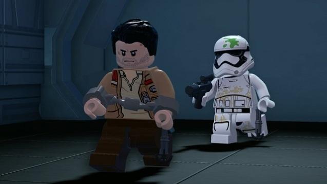 Lego Star Wars - Das Erwachen der Macht (3)