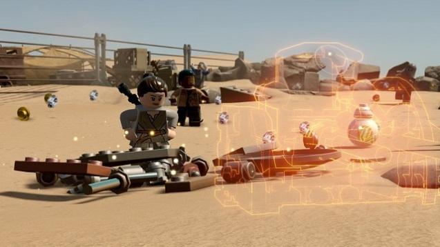 Lego Star Wars - Das Erwachen der Macht (4)