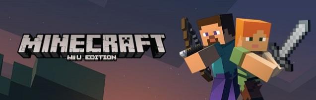 Minecraft - Wii U Edition (1)