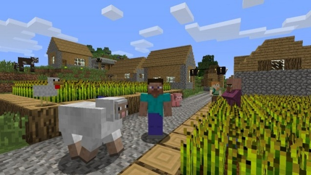 Minecraft - Wii U Edition (2)