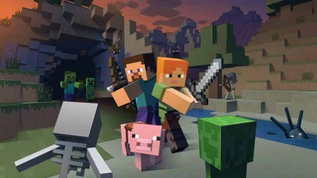 Minecraft - Wii U Edition (3)