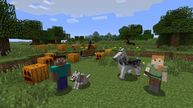 Minecraft - Wii U Edition (4)