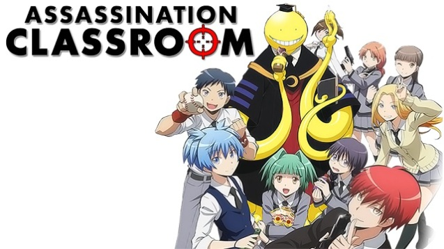 Assassination Classroom Vol. 1 (1)