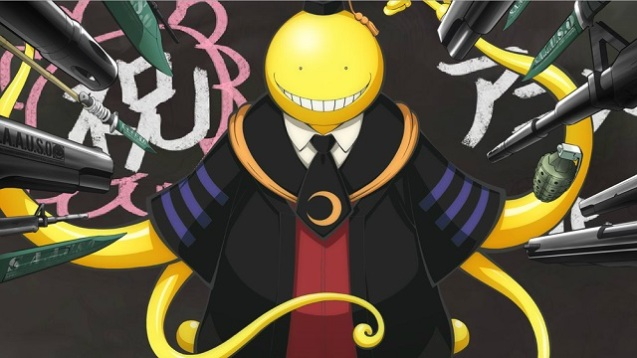Assassination Classroom Vol. 1 (2)