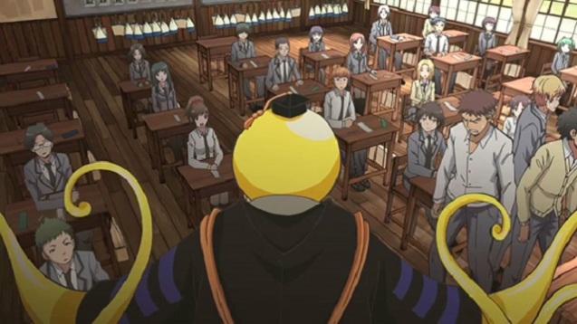 Assassination Classroom Vol. 1 (3)