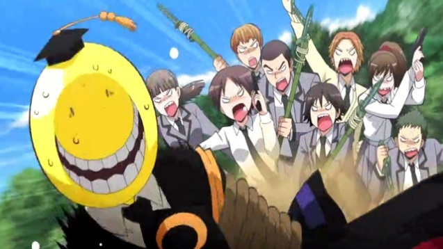 Assassination Classroom Vol. 2 (4)