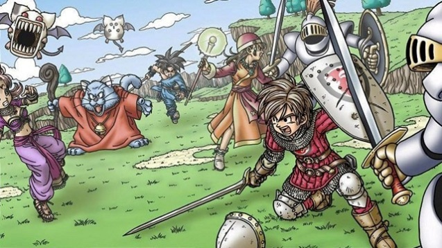 Dragon Quest - Die langjährigste Japan-Rollenspielserie (8)