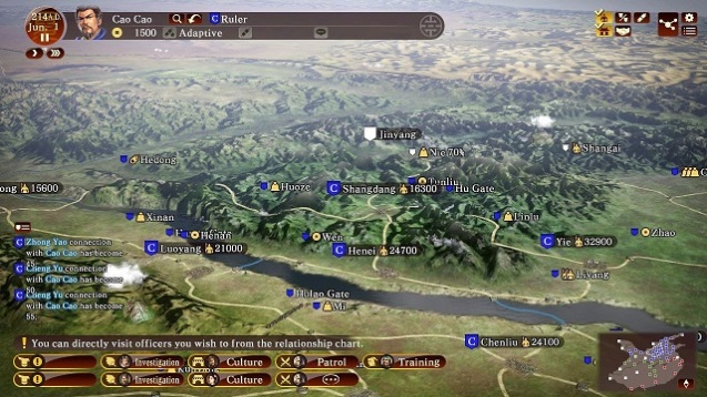 Romance of the three Kingdoms XIII (6)