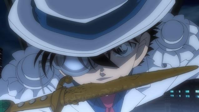 Magic Kaito - Kid the Phantom Thief (Vol. 3) (1)
