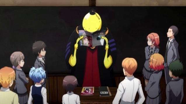 Assassination Classroom Vol. 4 (3)