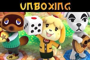 Animal Crossing Amiibo Festival Unboxing (Vorschaubild)